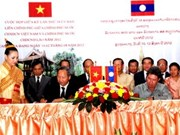 VN-Laos cooperation committee meets