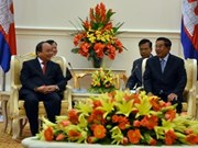 Vietnam treasures ties with Cambodia