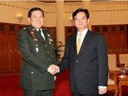 Prime Minister welcomes Thai defence officials