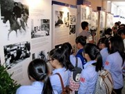 Gen Giap photos reflect comradeship