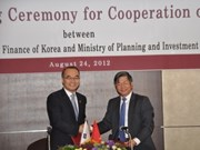 Vietnam, RoK cooperate in Private-Public Partnership