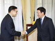 Senior Thai diplomat on Vietnam visit