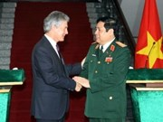 VN, Australia increase defence cooperation