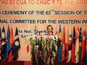 WHO meeting for Western Pacific opens