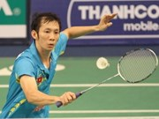 VN's top badminton player ready for Taipei Open