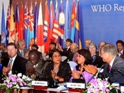 WHO meeting adopts 10 resolutions