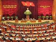 Party Central Committee convenes sixth meeting