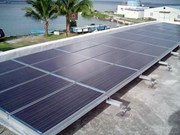 Solar energy used in new desalination equipment