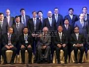 ASEM finance ministers meet in Bangkok