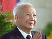 Former Cambodian King passes away at 90