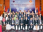 ASEAN officials discuss food safety
