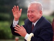 Cambodia mourns King Father for a week