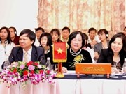 Vietnam urges ASEAN to enhance women's role