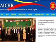 ASEAN human rights commission launches website