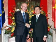 Vietnam, European Council to build up bilateral relations