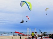 VN to host first ever paragliding tournament