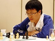 Chess grandmaster climbs up world standings