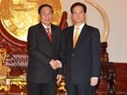 Vietnam, Laos look to 1 billion USD trade this year