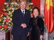 Vietnam, Uruguay cement all-round links