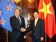 Vietnam revitalises ties with New Zealand