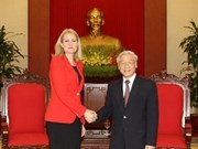 Vietnam treasures links with Denmark