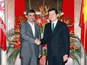 Vietnam, Iran boost bilateral ties