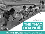 Image of disabled athletes wins prize