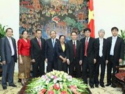 Vietnam, Laos news agencies strengthen ties