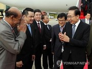 RoK commits further development aid to Southeast Asia