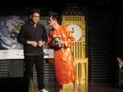 Art gala brings together Vietnamese students in UK
