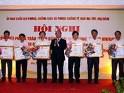 Vietnam reduces HIV/AIDS infection