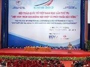 Fourth Vietnamese studies conference opens