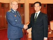 Prime Minister welcomes Bulgarian defence chief