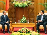 Vietnam to boost relations with Belgium