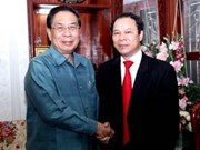 Lao President: Relation with Vietnam is everlasting