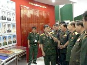 Cambodian military alumni gather in HCM City