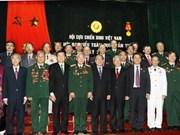 War veterans convene fifth congress