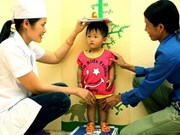 Japan helps improve nutrition for mountainous children
