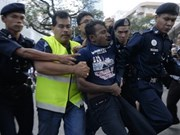 Thailand, Malaysia work to ease border violence