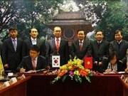 Vietnam, RoK strengthen financial cooperation