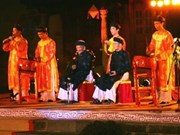 Intangible cultural heritages performed in Da Lat