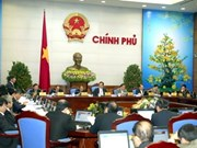 Cabinet meeting focuses on ensuring joyful Tet