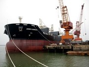 53,000-tonne cargo ship delivered to UK company
