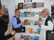 Vietnamese books welcomed at Indian fair