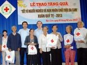 Efforts made to help poor enjoy warm Tet
