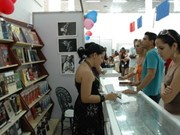 Vietnam attends int'l book fair in Cuba
