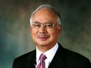 Malaysian Prime Minister visits Singapore