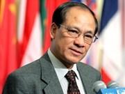 New ambassadors present credentials to ASEAN Secretary General