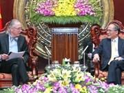Vietnam offers to host IPU Assembly