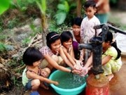 WB helps Vietnam realise safe water programme